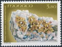 Monaco 1990 Mercantour National Park - Micro-Minerals d