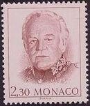 Monaco 1990 Prince Rainier III b