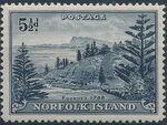 Norfolk Island 1947 Ball Bay - Definitives h