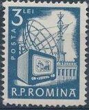 Romania 1960 Professions t