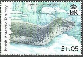 British Antarctic Territory 2006 Seals d