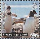 British Antarctic Territory 2011 Frozen Planet - Penguins b