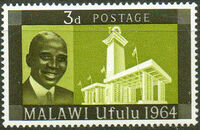 Malawi 1964 Independence a