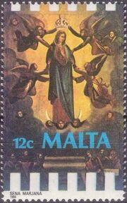 Malta 1988 Anniversaries and Events b