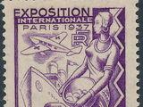 New Caledonia 1937 Paris International Exposition