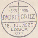 Portugal 1960 Father Cruz PMa