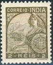 "Portuguese India 1933 ""Padrões"" b"