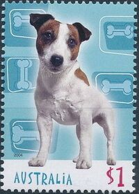 Australia 2004 Cats & Dogs e