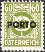 Austria 1946 Occupation Stamps of the Allied Military Government Overprinted in Black l