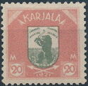 Karelia 1922 Coat of Arms n