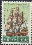 Mozambique 1963 Development of Sailing Ships l