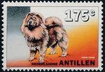 Netherlands Antilles 1994 Dogs d
