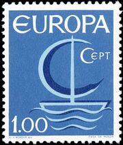 Portugal 1966 Europa d