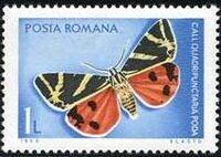Romania 1969 Butterflies f