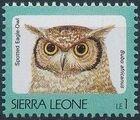 Sierra Leone 1992 Birds b