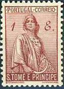 St Thomas and Prince 1934 Ceres - New Values n