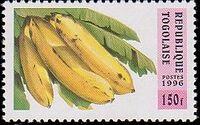 Togo 1996 Fruits b