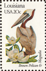 United States of America 1982 State birds and flowers q