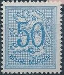 Belgium 1951 Heraldic Lion (1st Group) f
