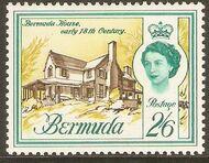 Bermuda 1962 Definitive Issue n