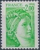 France 1978 Sabine after Jacques-Louis David (1748-1825) (2nd Issue) j