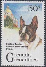 Grenada Grenadines 1993 Dogs b