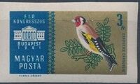 Hungary 1961 International Stamp Exhibition - Budapest p