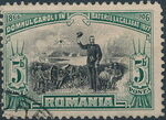 Romania 1906 40th Anniversary of the Reigning of Karl I c