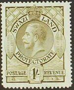 Swaziland 1933 George V g