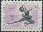 Austria 1963 Winter Olympic Games - Innsbruck d
