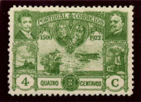 File:Portugal 1923 First flight Lisbon Brazil d.jpg