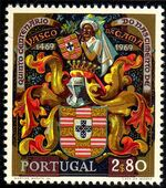 Portugal 1969 500th Anniversary of the Birth of Vasco da Gama b