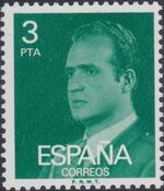 Spain 1976 King Juan Carlos I - 1st Group c