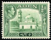 Aden 1939 Scenes - Definitives a