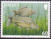 Jersey 2010 Jersey Nature - Freshwater Fish e