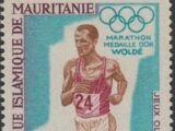 Mauritania 1969 19th Olympic Games, Mexico City Gold medal winners