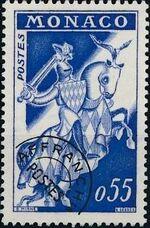 Monaco 1960 Knight d