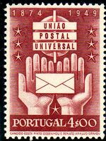Portugal 1949 75th anniversary of the UPU d