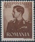 Romania 1940 King Michael I - Semi-Postal (1st Group) e