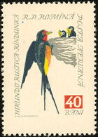 Romania 1959 Birds d