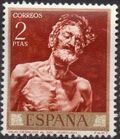 Spain 1968 Painters - Mariano Fortuny y Carbo f