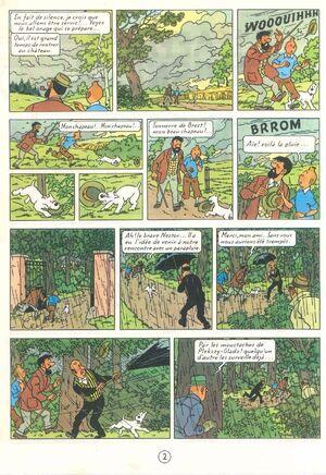 Belgium 2007 Tintin book covers translated zar