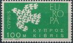 Cyprus 1962 EUROPA - CEPT c