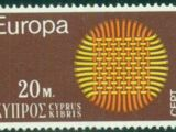 Cyprus 1970 EUROPA - CEPT