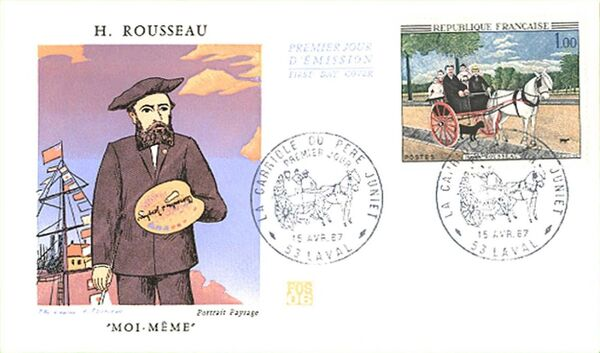 France 1967 French Art (1967-1) FDCc