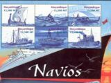 Mozambique 2002 Catalogue