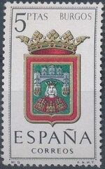 Spain 1962 Coat of Arms - 1st Group i
