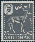 Abu Dhabi 1964 Sheik Zaid bin Sultan al Nahayan g