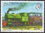 Alderney 1993 Island Scenes a