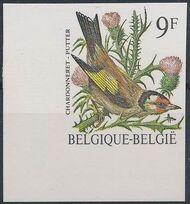 Belgium 1985 Birds d